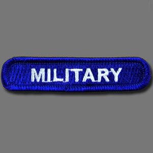 ITLS Military-Rocker